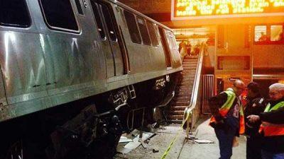 CTA Blue Line Crash Leaves 30 Injured