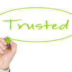 writing a trusted word, social security disability