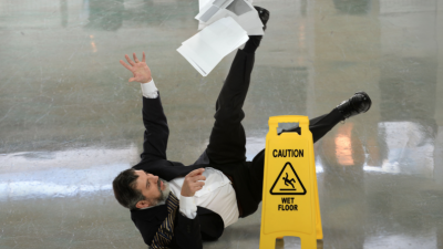 Top Workplace Injuries at the Office