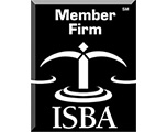 Member Firm ISBA badge